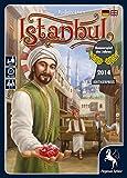 Pegasus Spiele 55115G - Istanbul - Kennerspiel des Jahres 2014