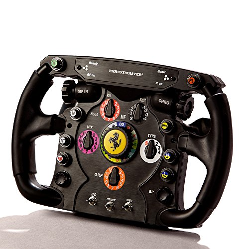 thrustmaster volante ferrari f1 wheel add on pc ps3 ps4 xbox one. Black Bedroom Furniture Sets. Home Design Ideas