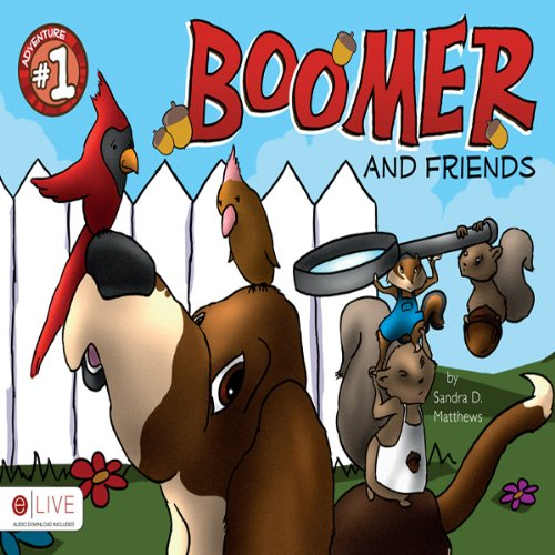 Boomer and Friends  Audiolibri