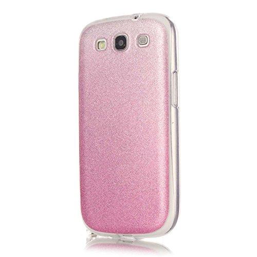 Cozy Hut iPhone SE / 5 / 5S Shell fit ultra sottile Flessibile TPU Gel Shell Custodia Case Cover Protettivo Protettiva Skin Caso,TPU Silicone Bling Caso Cover Sottile Case / Cover /Cover Shell / Prote rosa chiaro