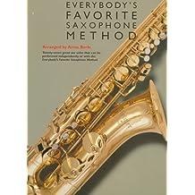 Everybody's Favorite Saxophone Method