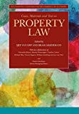 Cases, Materials and Text on Property Law (Ius Commune Casebooks for the Common Law of Europe) by Sjef van Erp (23-Jul-2012) Paperback