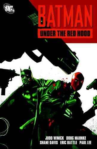 Batman: Under the Red Hood by Winick, Judd (2011) Paperback