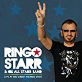 Ringo and His All Starr Band Starr: Live at the Greek Theatre 2008 (Audio CD)