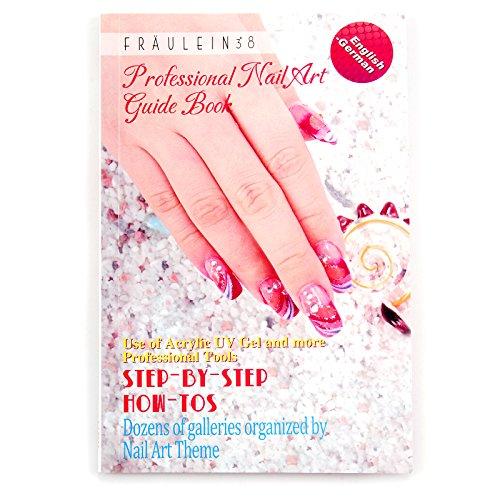 Fraeulein38 Nail Art Buch Schulungsbuch Nagel Design D Buch Nail Art