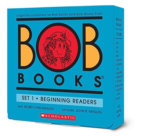 Bob Books Set 1: Beginning Readers por John Maslen