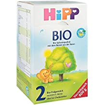 Hipp Orgánica 2 leche de continuación - a partir de 6 meses, 800 g