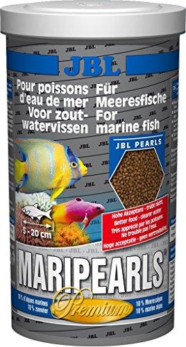 JBL - Aliment unique pour poissons d'eau de mer - Perles - MariPearls