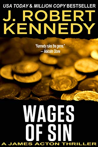 Wages of Sin (A James Acton Thriller, #17) (James Acton Thrillers) (English Edition)
