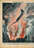 Un aereo militare americano che volava fra le nubi a 3000 metri sopra il vulcano di Mauna Loa nelle isole Haway, allo scopo di fare dei rilievi topografici, e stato investito dalla colonna centrale d