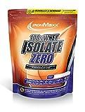 IronMaxx 100%-Whey Isolate Zero - 750 g Beutel - Vanille