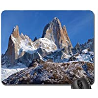 Mount Fitz Roy Mouse Pad, Mousepad (Mountains Mouse Pad)