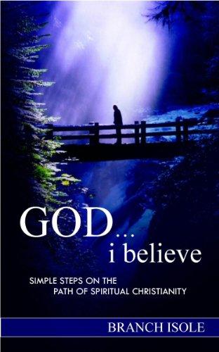 God . . . i believe