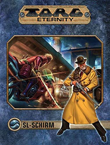 Torg Eternity - Spielleiterschirm (Torg Zubehör)