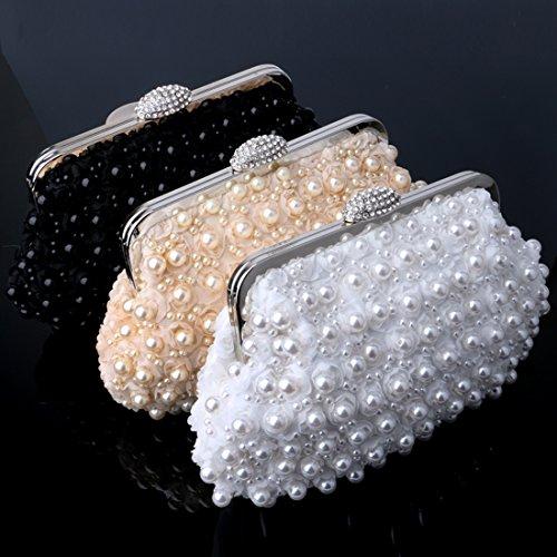 SSMK Evening Bag, Poschette giorno donna Champagne