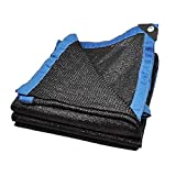 Gartennetze HUO Echte 6-polig Wrap Sonnenschirm Net Insulation Net Sonnencreme Netto Größe Optional (2 * 1m) (größe : 8x9m)