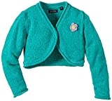 blue seven Mädchen Pullover kl Md Bolero, Gr. 92, Türkis (PETROL 674)