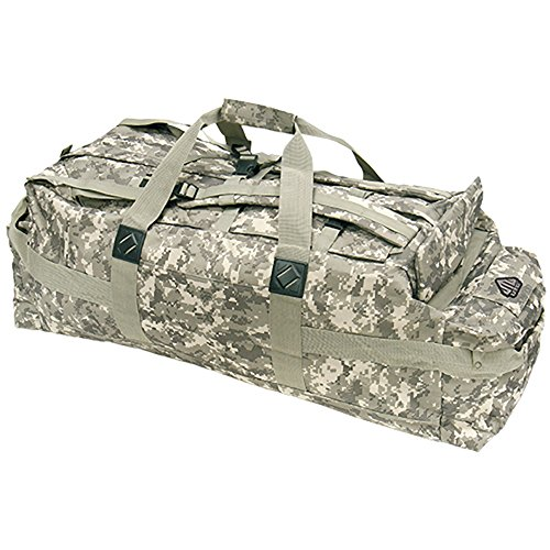 UTG Champ Sacoche Ranger Field Bag Army Digital, 91,5x 30,5x 43.2cm, 120litres, PVC p807r
