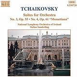 Suites pour orchestre Nos.3 & 4