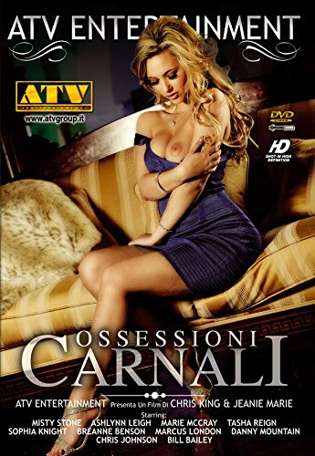 "DVD OSSESSIONI CARNALI - ""carnal obsessions\"""