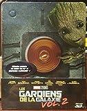 Les Gardiens de la Galaxie Vol 2 - Edition Steelbook [3D/Blu-Ray]