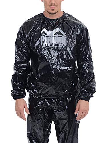 Phantom Athletics Schwitzanzug, Sauna Suit zum Abnehmen, Herren Damen Sweatsuit