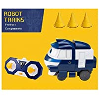 Korea Animation Robot Train Car Robot Kay Wireless Radio Remote Control - Compare prices on radiocontrollers.eu