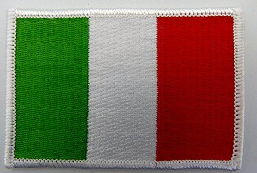 Aufnäher Italien, Italia, Italy