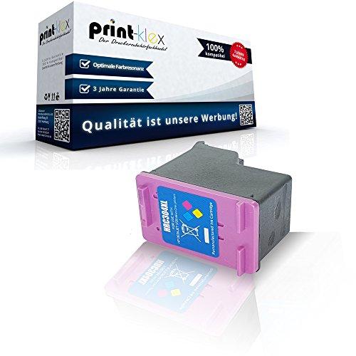 Preisvergleich Produktbild Kompatible Tintenpatrone für HP 304 XXL DeskJet 3720 blue 3720 seagrass 3730 3732 Ink Advantage 3700MFP N9K07AE Color (Blau Rot Gelb) Office Print Serie