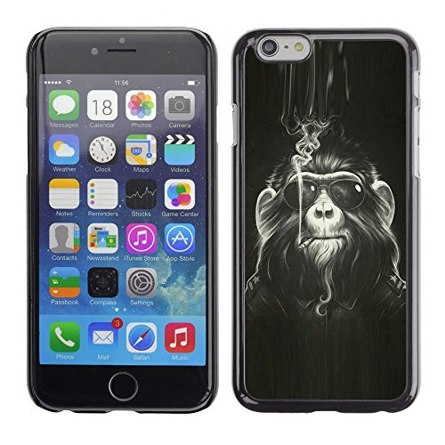 goooostore-housse-etui-cas-coque-monkey-hairy-art-smoke-sunglasses-ape-painting-apple-iphone-6-plus-