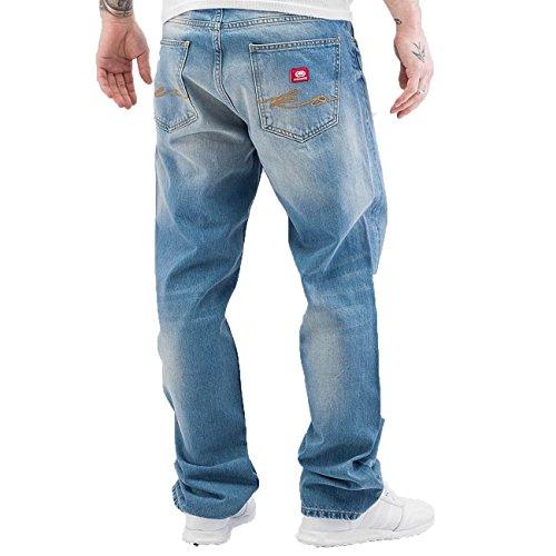 Ecko Unltd. Jeans Hang Loose Fit Light Blue