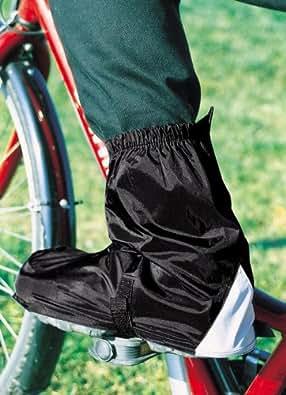 HOCK Gamas couvre-chaussures (Design: 38-38,5 Noir SPd)