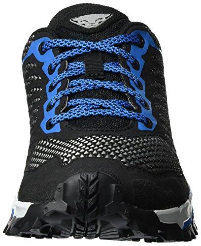 DYNAFIT Trailbreaker, Scarpe da Trail Running Uomo Nero (Black/sparta Blue)