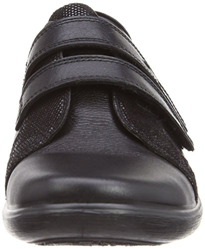 Padders Verse Damen Sneaker Schwarz (Black) kIxJX4