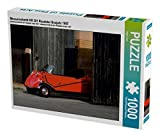 Messerschmitt KR 201 Roadster Baujahr 1957 1000 Teile Puzzle quer (CALVENDO Mobilitaet)