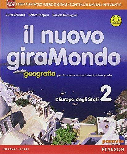 Nuovo giramondo. Per la Scuola media. Con e-book. Con espansione online: 2