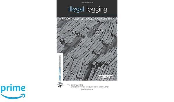 illegal logging tacconi luca