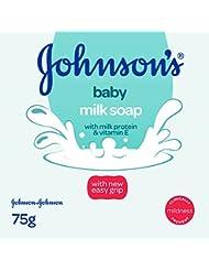 Johnson's Baby Milk Soap, 75g