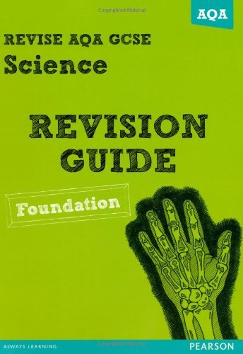 Revise AQA: GCSE Science A Revision Guide Foundation (REVISE AQA Science) by Mrs Susan Kearsey (7-Mar-2013) Paperback
