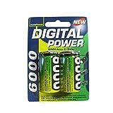 AccuPower AP6000-2 Ni-MH C