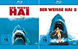 Der weisse Hai 1 + 2 Collection (2-Blu-ray)