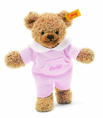 Steiff 237102 - Schlaf Gut Bär 20 cm rosa