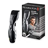 Remington Barba Beard Trimmer for Men with Ceramic Blades and Adjustable Stubble Trimmer Comb for Variable Lengths - MB320C