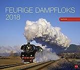 Feurige Dampfloks - Kalender 2018