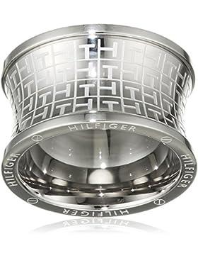 Tommy Hilfiger Jewelry Damen-Ring Classic Signature Edelstahl - 2700816