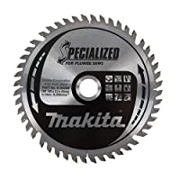 Makita B-09276 SPECIALIZED PLUNGE CUT BLADE 1 Silver