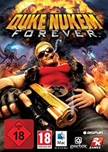 Duke Nukem Forever [Mac Steam Code]