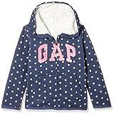 #2: GAP Girls' Plain Loose Fit Cotton Hoodie