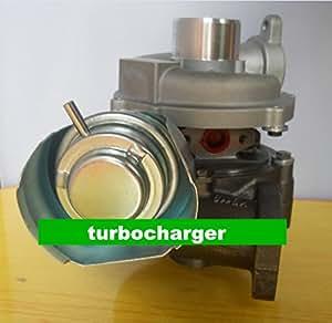 Gowe Turbocharger pour GT15Gt1544V 753420–5005s 0375j69663199280Turbo Turbocompresseur pour Citroen C5HDI 04–07AN 1.6L D 109hp Dv6ted49hy Euro 3/4