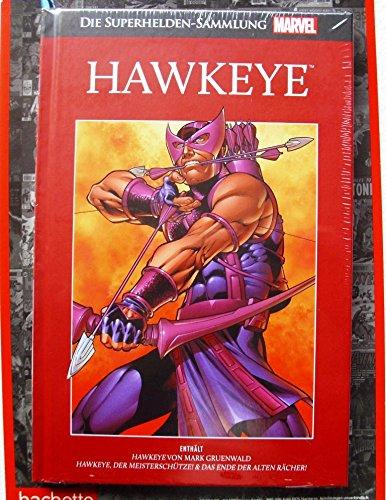 Die Marvel Superhelden Sammlung Ausgabe 9: Hawkeye - Das Ende der alten Rächer! (9 Sammlung)